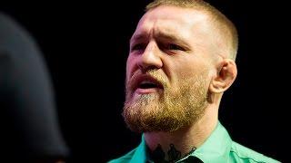 Conor McGregor calls WWE wrestlers 'pu****s'