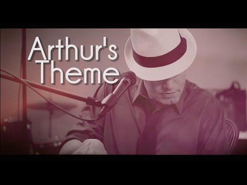 ARTHURS THEME - Christopher Cross / Glee cover by Chris Commisso