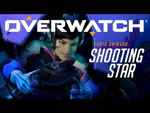 Corto animado de Overwatch   Shooting Star