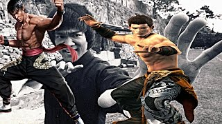 Top 10 Bruce Lee Inspired Characters - Fighting games - Anime