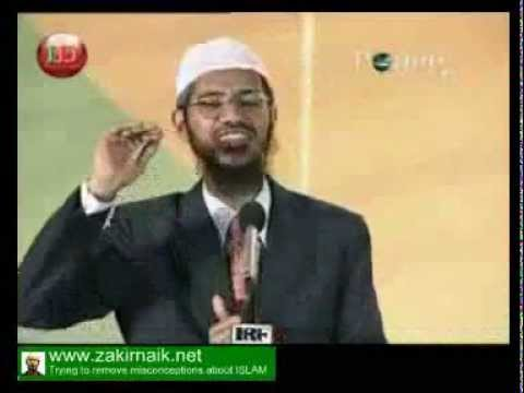 Zakir Naik Q&A-106  |   Man Question about Azab e Qabar (Punishment...