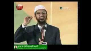 Zakir Naik Q&A-106  |   Man Question about Azab e Qabar (Punishment after death)