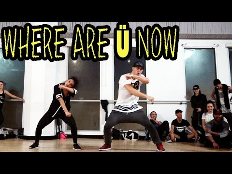 WHERE ARE Ü NOW - Skrillex & Diplo ft @JustinBieber Dance | @MattSteffanina #WhereAreUNow