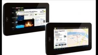Review SPCtelecom Neo 4 Tablet.