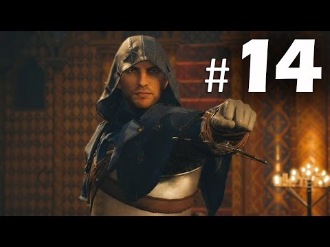 Assassin's Creed Unity Part 14 - Server 1944 - Gameplay Walkthrough PS4