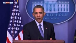 أوباما : سنرد على كوريا الشمالية بالوقت المناسب