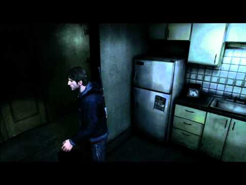 Комната Генри Тауншенда в Silent Hill: Downpour HD