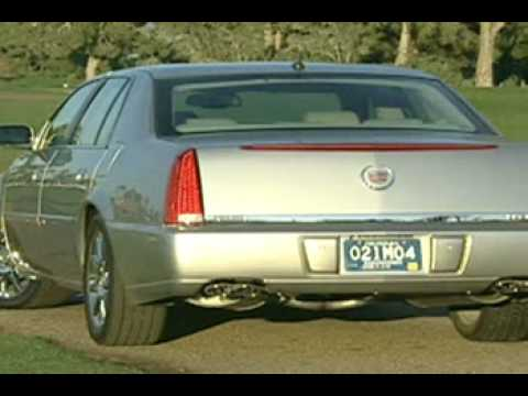Motorweek Video of the 2006 Cadillac DTS Video