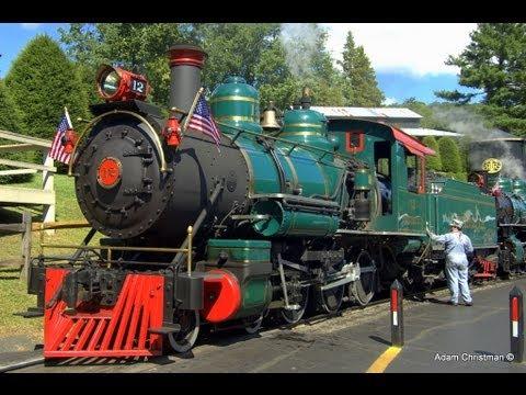 Tweetsie Railroad's Annual Railfan Weekend!