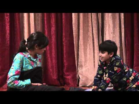 Act Tare Jameen Pur By Shruti & Divij video