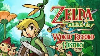 Speed Docs: Zelda: The Minish Cap - Any% Speedrunning World Record History