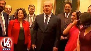 Israel PM Benjamin Netanyahu Participates In Business Summit In Mumbai  - netivaarthalu.com