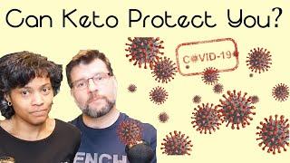 Health Benefits of Keto and Covid-19 (Coronavirus) - Healthy Ketogenic Diet
