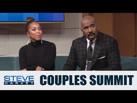 Couples Summit: He cheated –should I stay? || STEVE HARVEY