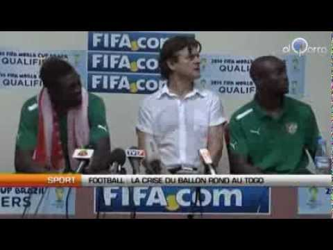 Football: La crise du ballon rond au Togo