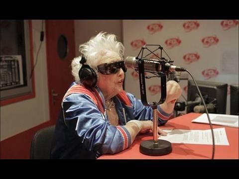 Granny DJ Tears Up UK Clubs