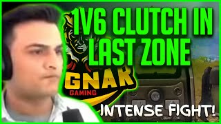 1 VS 6 PUBG MOBILE - INSTENSE GAMEPLAY - CLUTCH EXE - ACE TIER - LIVE GAMING PAKISTAN