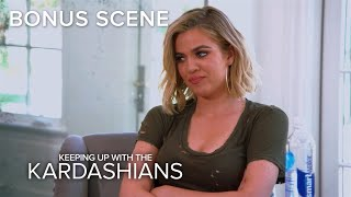 KUWTK | Khloé Kardashian Has Issues With Rob