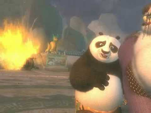 Kung Fu Panda Game Movie 4 Tai|Lung Final Battle Image 1