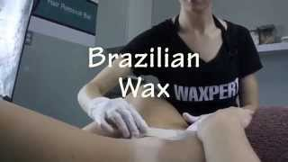Brazilian Wax From Wax Hair Removal Bar