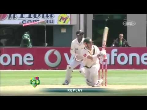 Switch hitting with David Warner