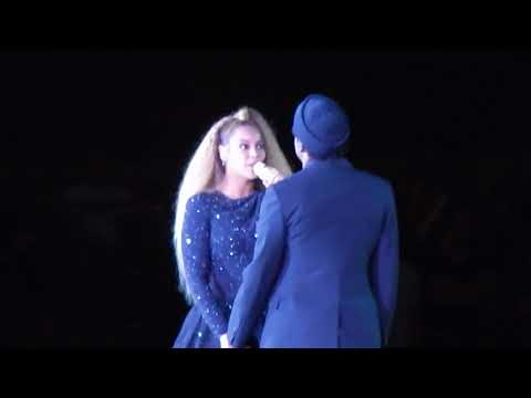 Beyoncé & Jay Z OTR II - Forever Young/Perfect Duet (03.07.18 Cologne) HD