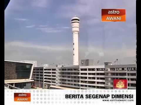 Pelepasan AirAsia 8 Mei di LCCTmendarat di KLIA 2
