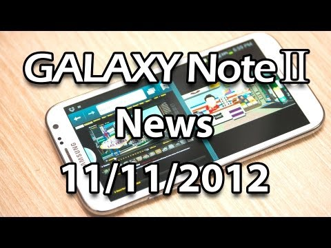 Samsung Galaxy Note 2 News (Flash Player Update. Sprint OTA Split Screen Update)