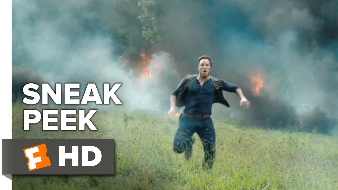 Jurassic World: Fallen Kingdom Sneak Peek #5 (2018) | 'Legacy' | Movieclips Trailers