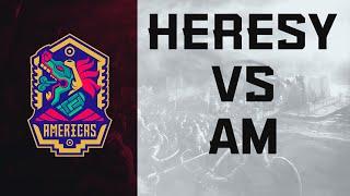 ECL Americas 2v2 Heresy vs AM [Semifinals]