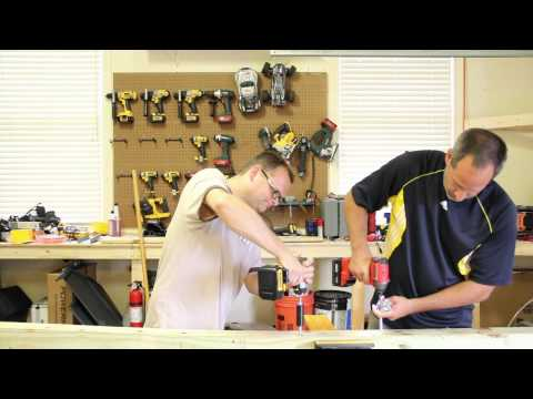 Tool Fight between Dewalt DCF895 and MIlwaukee 2653-22 1/4