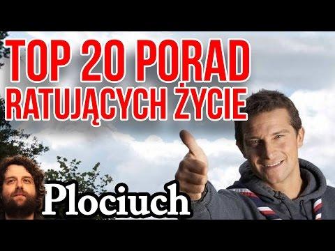 TOP 20 Porad RATUJĄCYCH ŻYCIE - Plociuch #500+