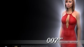 007 Quantum of Solace The Game Movie All Cutscenes
