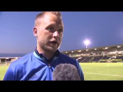REACTION: FOREST GREEN ROVERS 3-1 CARDIFF CITY XI