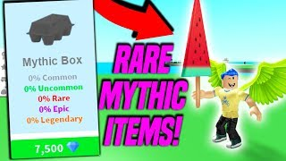 OPENING NEW MYTHIC BOXES IN EGG FARM SIMULATOR!!! (Roblox)