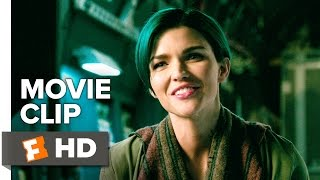 xXx: Return of Xander Cage Movie CLIP - Frisbee (2017) - Vin Diesel Movie