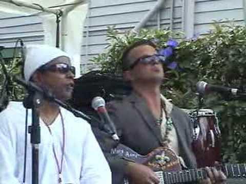 Paul Sanchez and John Boutte 7