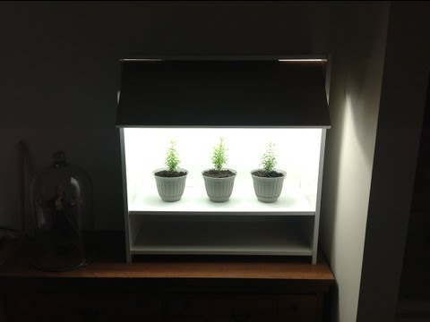 DIY indoor grow box for $30 part 1 of 2