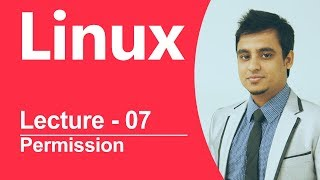Linux Bangla Tutorial-07 : How to configure file permission?