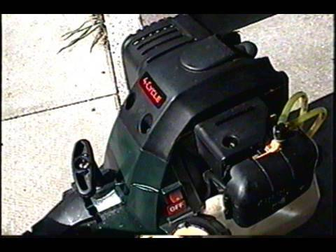 Fuel Line & Filter Repair on Ryobi.Troybilt. MTD 4 Cycle Grass Trimmer