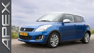 SUZUKI SWIFT 1.2 VVT EXCLUSIVE (2014) - Review (English Subtitles)