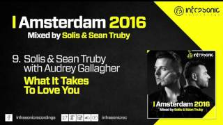 #9. Solis & Sean Truby with Audrey Gallagher - What It Takes To Love You (Amsterdam 2016)