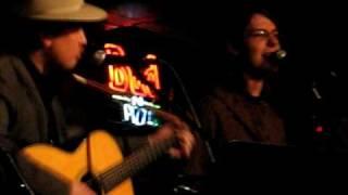 """Chris Henry """"Walking West to Memphis"""" 1/9/2010 Station Inn"""