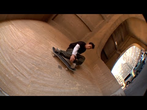 Quartersnacks — Shin Sanbongi Surf Goat Remix