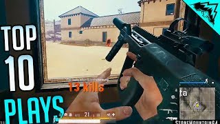 PRECISION AIM - PUBG Top 10 Plays (Bonus Plays #70)