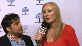 Comedian Ant Interview at Nancys Tree Garden Party