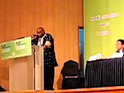 UN special rapporteur Maina Kiai Keynote at Busan Global Civil Society Forum, Day 1