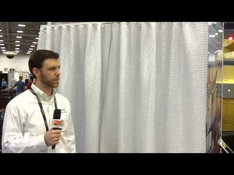 CEDIA 2015: BTX Window Automation Demos Its Two-Mode Drapery System