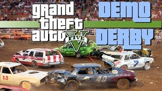 Demolition Derby - GTA For Pimps - (Ep 10)