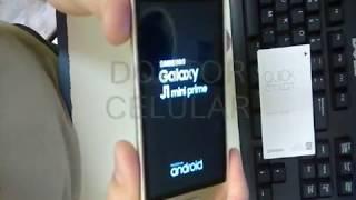 Dr.Celular - Samsung J1 Mini Prime - Unboxing - Tirando da caixa - Veja o que acompanha no kit